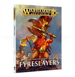 Fyreslayers Battletome